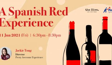 A Spanish Red Experience